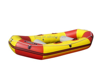 PVC Inflatable Rubber Raft Boat Swimming Beach Dinghy Fun Boats