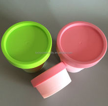 Plastic Cosmetic Jar for face cream 50g 100g 200g RD-925