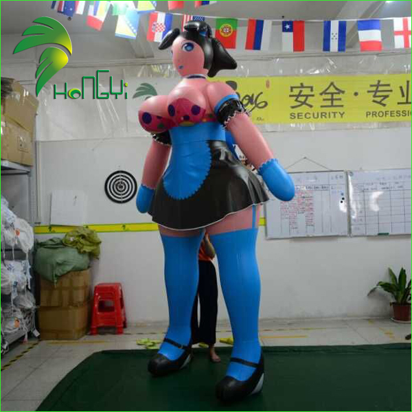 Customized Pvc Inflatable Sexy Anime Girl Big Ass Sex Doll