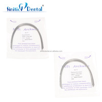 Dental NiTi / SS Arch Wire Orthodontic Super Memory NITI Arch Wire