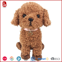 2015 ICTI audit cut and low price teddy bear dogs for sale
