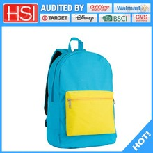 audited factory wholesale price Baby Boy textile fabrics school bag
