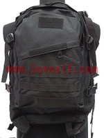 Newest style backpack waterproof big bag military backpack Hot sale factory direct cheap duffle bag 3D Military Backpack