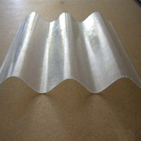 Plastic corrugated roofing sheet/wall panel/plastic corrugated sheet