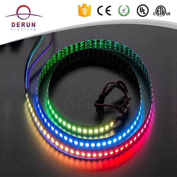 china wholesale ws2812b 144 led pixel strip