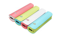 2015 new product power bank 2600mah for iphone5s