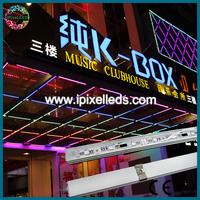 full sexy movie led bar pixel screen 10 led/m Interior lighting