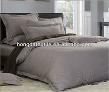 100%Long Staple Cotton 300 Thread Count Jacquard Design duvet cover set and bed sheets
