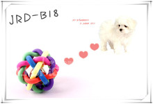 Hot Selling Eco-friendly Pet Toy Rubber Dog Ball