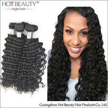 Grade AAAAAA 100% human hair virgin curly peruvian/ malaysian/ indian/ mongolian/ brazilian hair