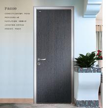 Puerta diseños, chapa de madera laminada de puerta, dormitorio Simple diseño de la puerta
