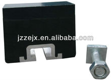 Protect Conveyor Belt Replacement Impact Bar for Impact Bed