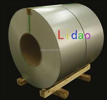 ChangZhou LiDao Aluminum foil HPL sheet/Silver brushed/metallic formica