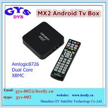 MX2 XBMC TV Box Dual Core MX Android Smart TV Box