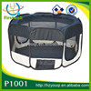 8 Panels Outdoor Soft Sided Pet Playpen for Dog Exercise