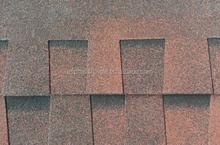 cheap laminated fibergalss prefab villa roofing shingles