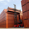 Golden cargo container 20GP new container