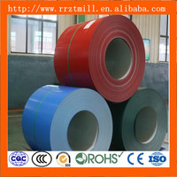 color coated ppgi ral ppgi coil rolled roofing colors