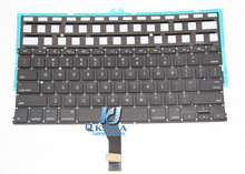 "NEW US Keyboard For Apple Macbook Air 13.3"" A1466 EMC 2559 MD231LL/A 2012"