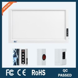 double panels hospitals and clinics brightness adjustable led x-ray film viewer/viewing box