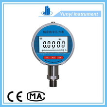 pressure sensor for digital pressure gauge