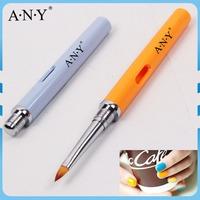 ANY New Nail Beauty Design Care Cute Plastic 3D Nail Art Pen Brush
