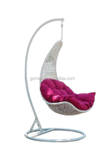 indoor rattan rattan swing chair& hanging chair 505030