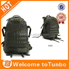 new fashion colorful pattern military backpack