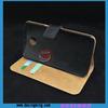 bulk purse case cover for google nexus 6 leather wallet 2015 new LOGO custom