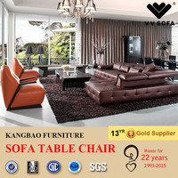 2015 Kangbao Living Room Sofa, Stylish Corner Sofa Set