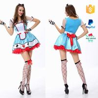 Halloween Poker Party Xxl Maid Costumes