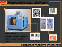 PE toolboxes blow moulding machine