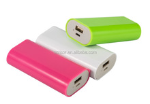 Modern best-Selling high capacity 4400mah power bank