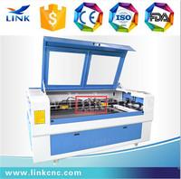 LINK 1610 laser machine price & 4 laser heads laser cutting machine for mdf