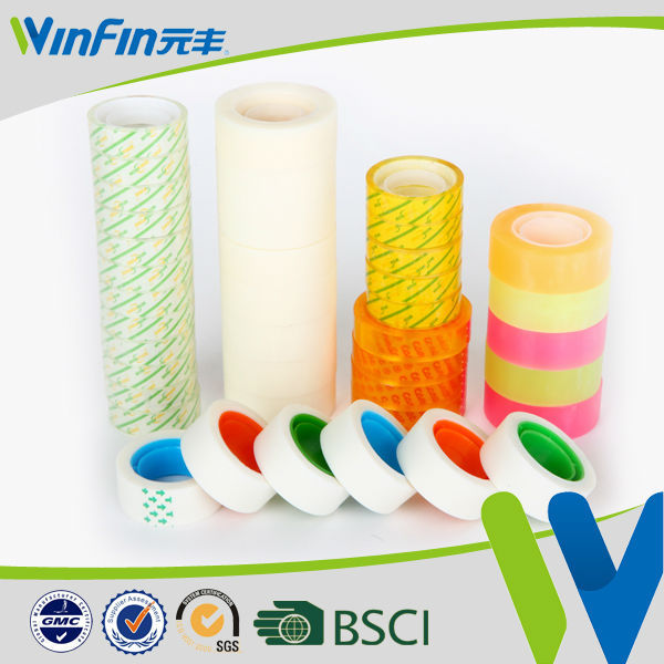 2015 Yuanfeng Water-proof Colorful Stationery Tape