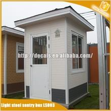 LS003-6 portable house plans