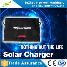 12w14w16w28w portable solar panel phone/laptop charger products