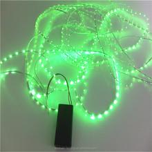 Mobile Power USB 3V 5V Battery box Flexible LED Strip Light