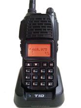 TD-V80 ham Radio vhf+uhf walkie talkie199channels cable clone radio