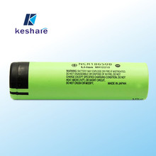 A Gread 3.7v 3400mah li-ion recharge 18650 battery for laptop