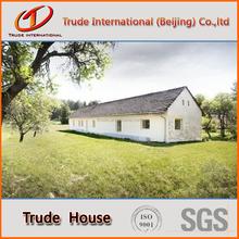 steel frame modern prefab homes made in China