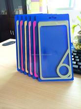 iPhone 6 più caso cassa del telefono mobile di plastica scatola di imballaggio per diverse dimensioni