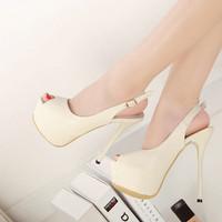 Туфли на высоком каблуке Other 5 6 6,5 7,5 8 T1173Z