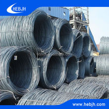 5.5-14mm steel wire rod factory supply steel wire rod