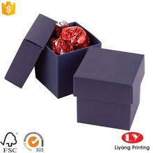 wholesale custom Candle packaging sweet boxes with lids