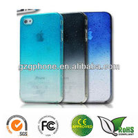 Newest color changing case for iphone 4s case