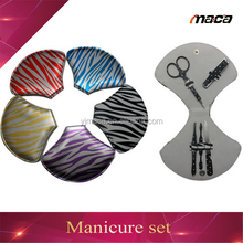 Manufacturer supply high quality professional manicure sets