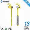 BS052RU best selling foldable neckband bluetooth stereo headset sport