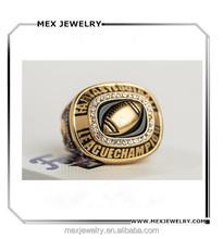 Custome Made High School / University Fantasy Football League Championship Ring
