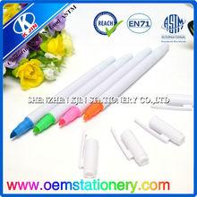 De color limpie marcador de la pluma para escribir/whosales limpie marcador de la pluma con en71& astm certificación